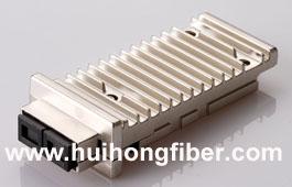 Hp J8436a Compatible 10gbase Sr X2 Transceiver Fiber
